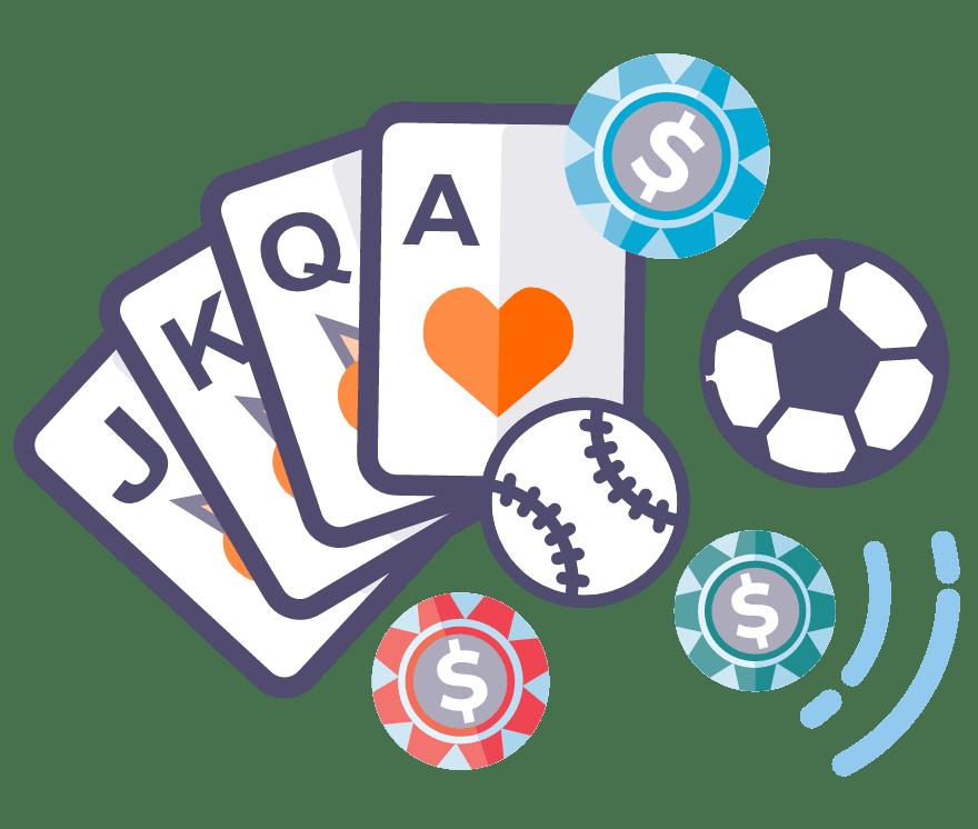 Los 15 mejores sitios de Casino de Sports Betting en línea en Uruguay