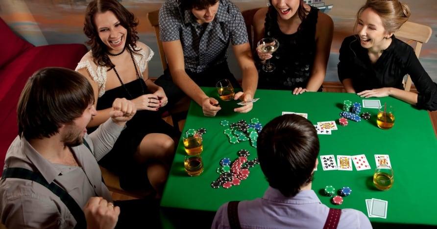 Los chistes y juegos de palabras de casino más divertidos de todos los tiempos