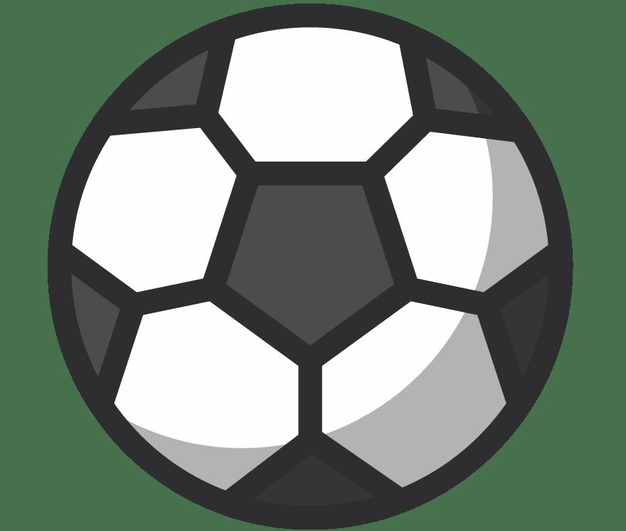 Los 40 mejores sitios de Casino de Apuestas de fútbol en línea en Uruguay