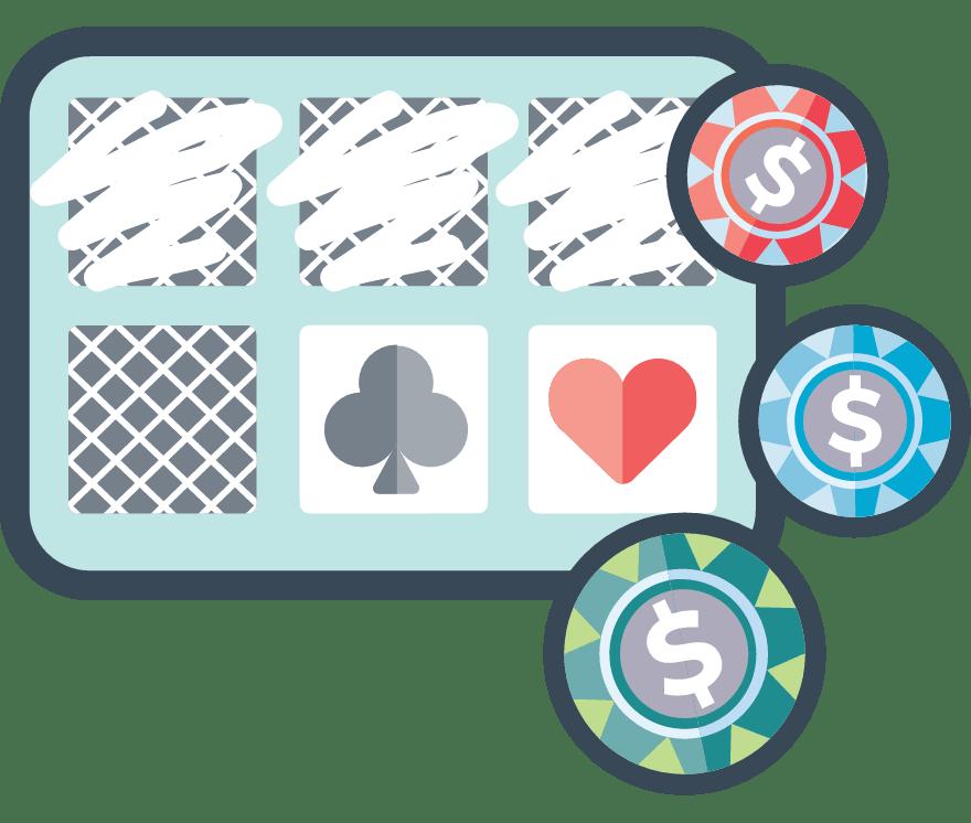 Los 58 mejores sitios de Casino de Tarjetas rasca y gana en línea en Uruguay