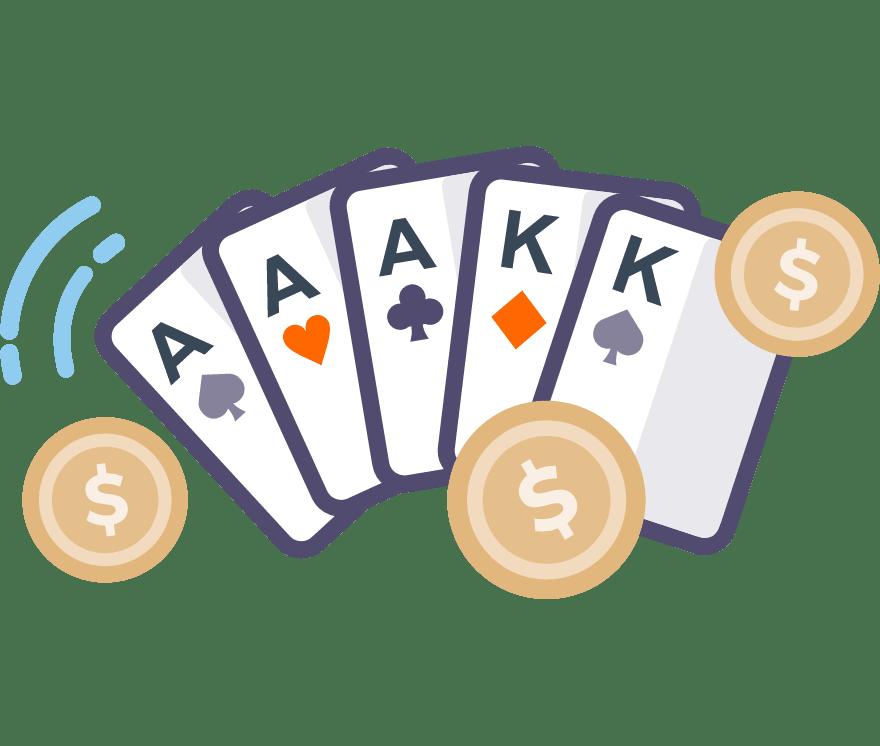 Los 122 mejores sitios de Casino de Póker en línea en Uruguay