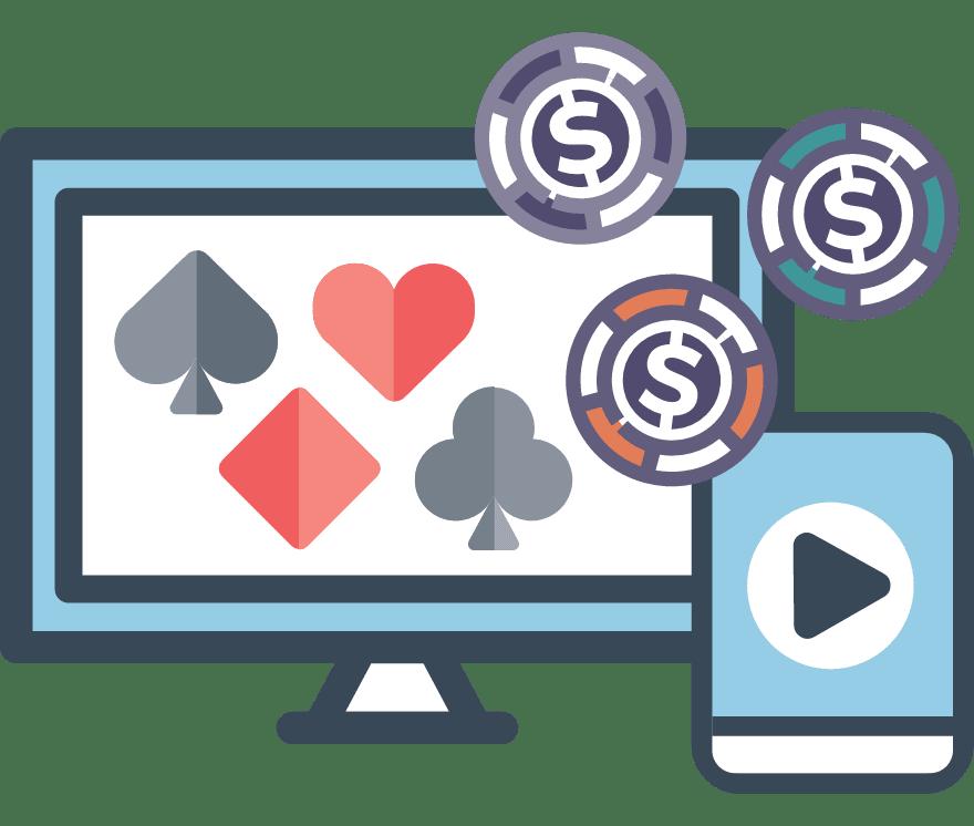 Los 94 mejores sitios de Casino de Vídeo póker en línea en Uruguay