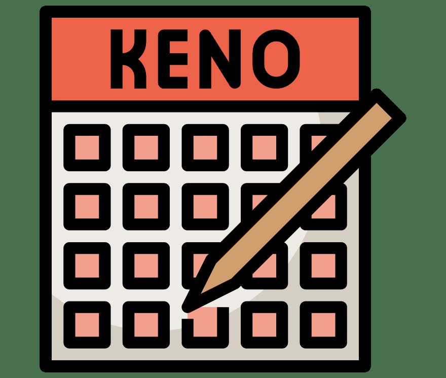Los 54 mejores sitios de Casino de Keno en línea en Uruguay