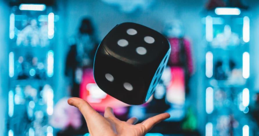 Elementos de riesgo y ventaja de la casa en los juegos de casino en línea
