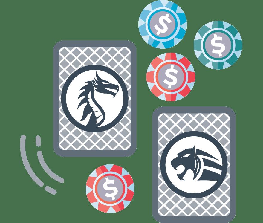 Los 57 mejores sitios de Casino de Dragón Tigre en línea en Uruguay