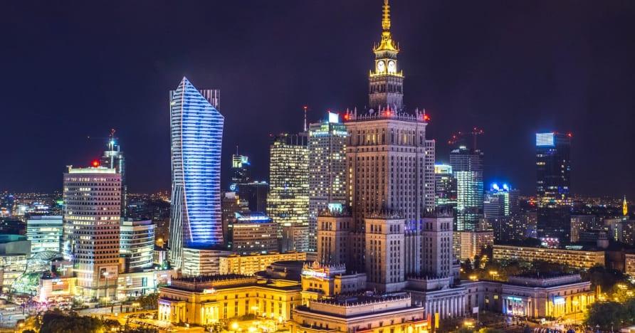 Casinos online de Polonia: apuestas por Internet en Polonia